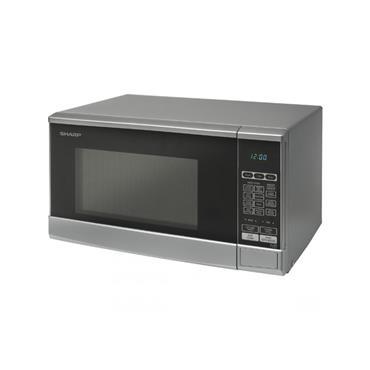 Sharp 20 Litre Microwave - Silver | R270SLM