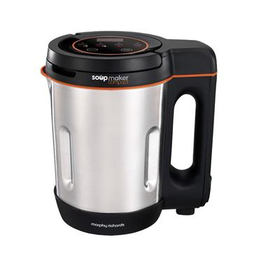 Morphy Richards Compact 1 Litre Soup Maker - Stainless Steel   501021