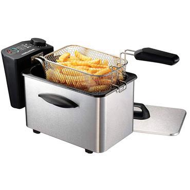 Morphy Richards 3 Litre Deep Fryer Stainless Steel   980556