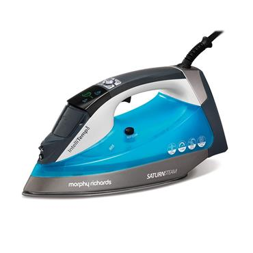 Morphy Richards Saturn Intellitemp Steam Iron 2400W - Blue | 305003