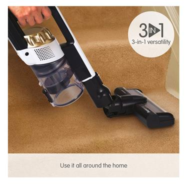 Morphy Richards 3 in 1 Supervac Cordless Stick Vacuum - Gold | 731011