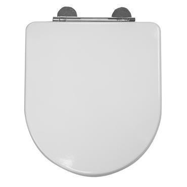 Croydex Eyre Quick Release Soft Close Toilet Seat   CRXWL601522
