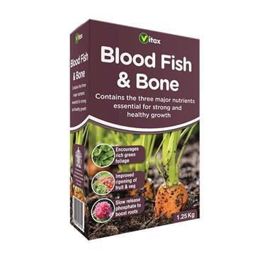 VITAX FISH BLOOD & BONE 1.25KG | VX143
