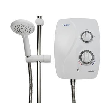 Triton Novel SR Thermostatic Electric Power Shower
