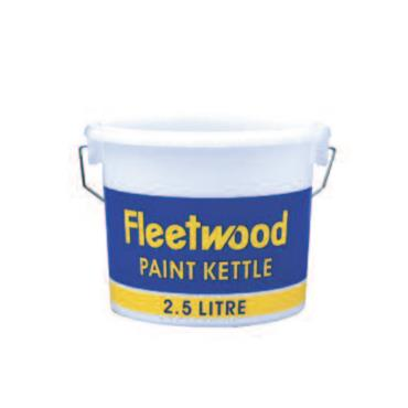 Fleetwood 2.5 Litre Paint kettle Bucket | PTK25
