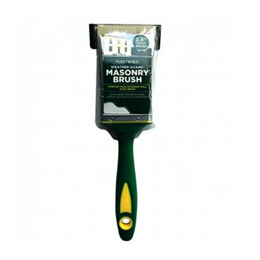 """Fleetwood Weatherguard 2.5"""" Masonary Brush   BRWGM25"""