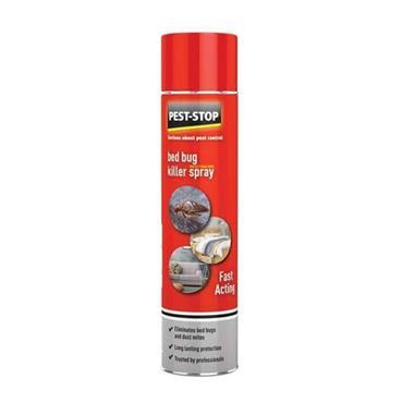 Pest-Stop Bed Bug Killer Spray 300ml   7001-60