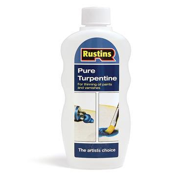 Rustins 300ml Pure Turpentine | R570008