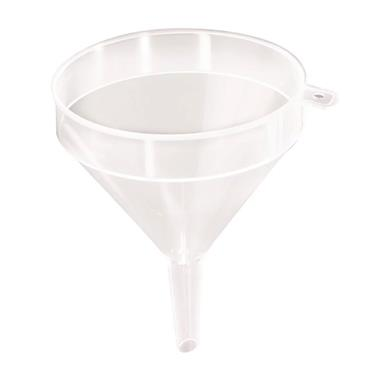 8CM CLEAR FUNNEL