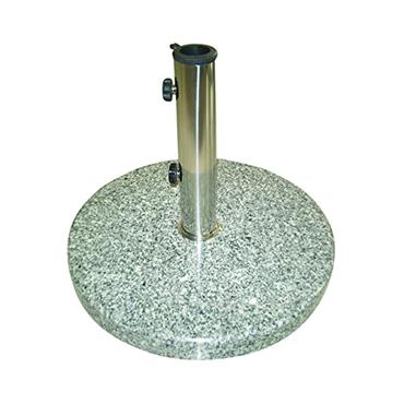 Redwood 16kg Round Granite Garden Parasol Base | UB115