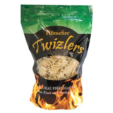 CPL Homefire Twizlers Natural Firelighters - 300g   241217