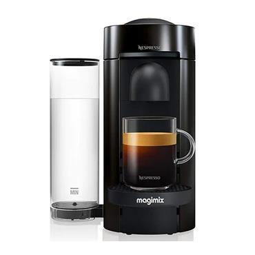 Nespresso Vertuo Plus Coffee Machine - Black | 11399