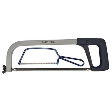 Faithfull Handyman Hacksaw 300mm (12in) Plus Junior Saw 150mm (6in) | FAIHS300AV