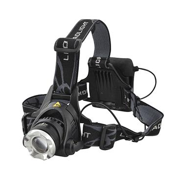 Lighthouse Elite 3W LED Zoom Headlight 120 lumens | L/HEHEADZOOM