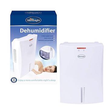 SILENTNIGHT DEHUMIDIFIER - WHITE | 38040
