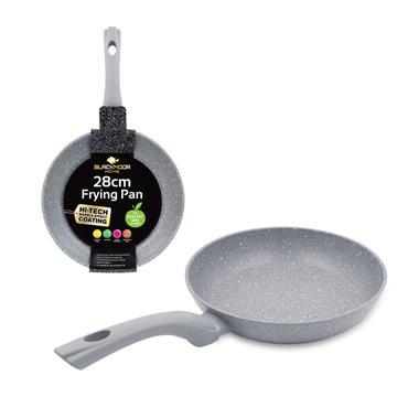 Blackmoor 28cm Ceramic Frying Pan - Grey | 67119