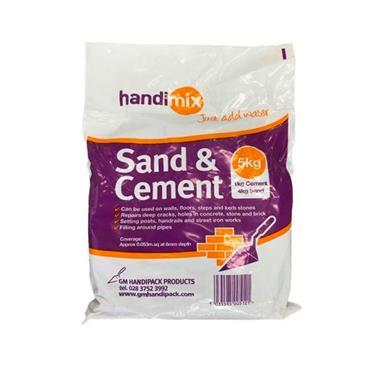 Handi Pack 5kg Sand & Cement Mix   HAD005046