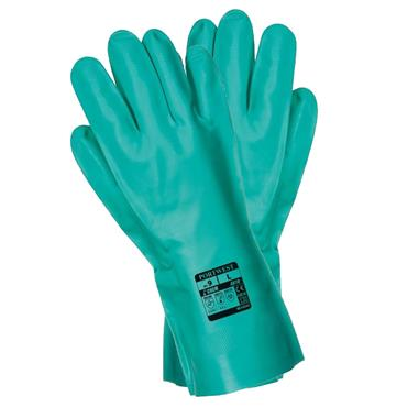 CHEMICAL GAUNTLETT GLOVES