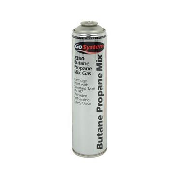 Go System Butane / Propane Mix Gass Cartridge - 350g   1928-62