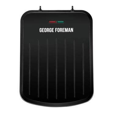 George Foreman Small Fit Grill - Black   25800