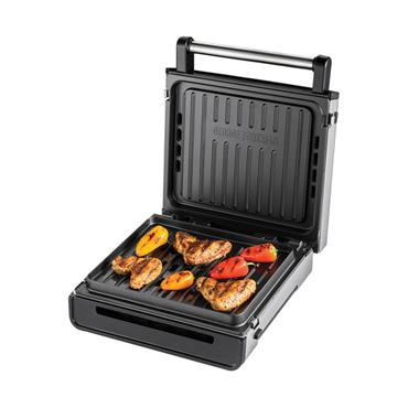 George Foreman Smokeless Contact Grill with Removable Plates   28000