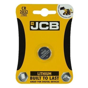 JCB CR2032 Lithium Coin Battery 3V | 1737-08