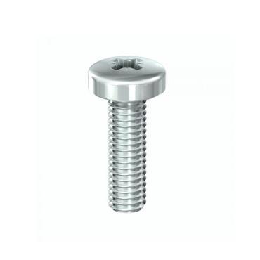 Timco Machine Screws - PZ - Pan - Zinc  M6 x 40mm 10 Pack | 6040PPMP