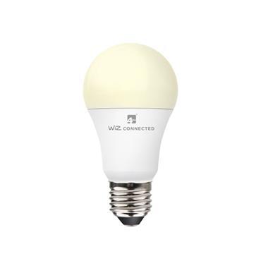 Wiz A60 Classic White WiFi LED Smart Bulb - E27 | 4L1/8000