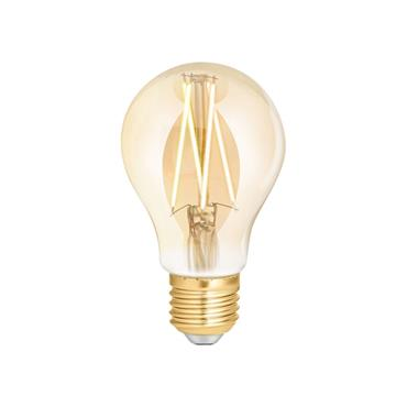 Wiz A60 Amber White WiFi LED Smart Bulb - E27 | 4L1/8016