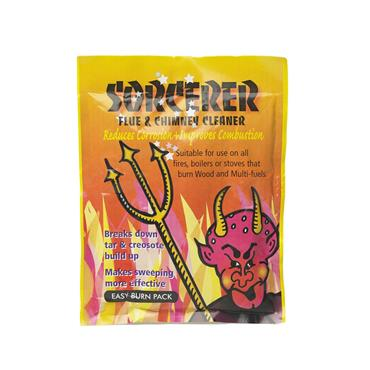 Sorcerer Flue & Chimney Cleaner | 0420-36