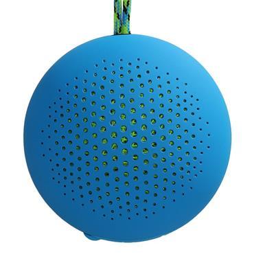 BOOMPODS OUTDOOR PORTABLE SPEAKER BLUE | ROKBLU