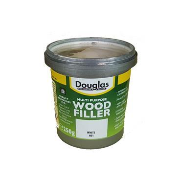 Douglas 250g Multipurpose Wood Filler - White | DPWF0250A