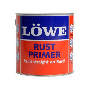 Lowe 375g Rust Primer - Brick Red | LR0375