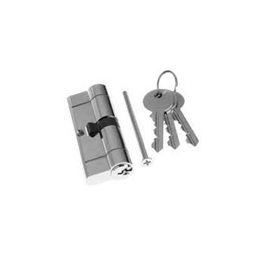 Tessi Snap Safe Door Cyclinder 30 / 30 - Chrome | TKD1A30/30