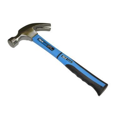 Tala Claw Hammer Fibreglass Shaft 450g (16oz) | TAL260616