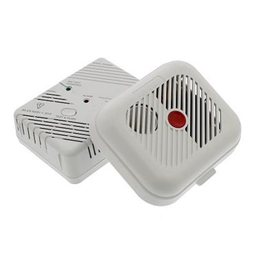 Ei Electronics Smoke And Carbon Monoxide Alarm Twin Pack