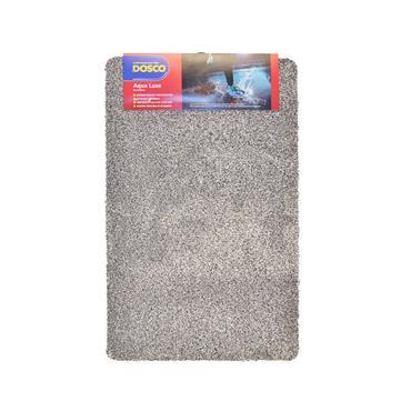 Dosco Aqualux Doormat 80cm x 50cm - Black / White | 29803