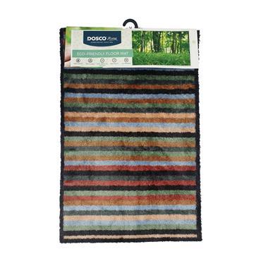 Dosco 75cm x 50cm Doormat - Stripes | 57046