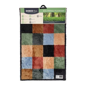 Dosco 75cm x 50cm Doormat - Squares | 57052