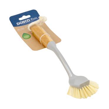 Dosco Bamboo Handle Long Dish Brush | 57089