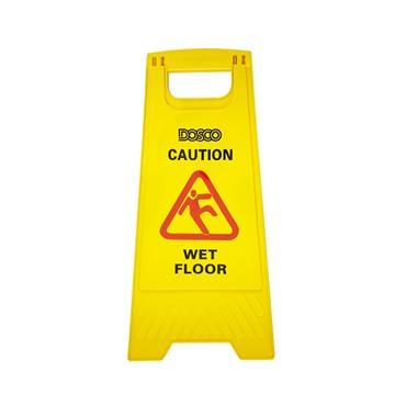 Dsoco Wet Floor Sign | 62003