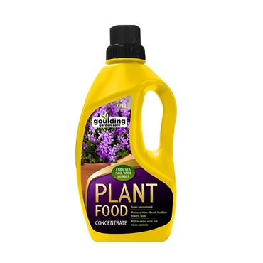 Goulding Concentrate Plant Food 1 Litre | GLD201