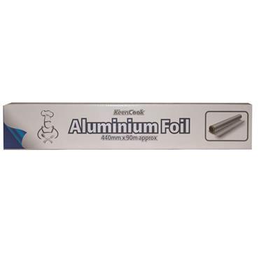 KEENCOOK ALUMINIUM FOIL 440MMX90M