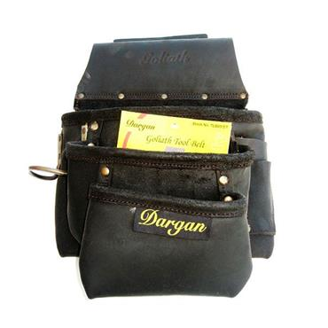 DARGAN OIL TANNED LEATHER TOOLBELT