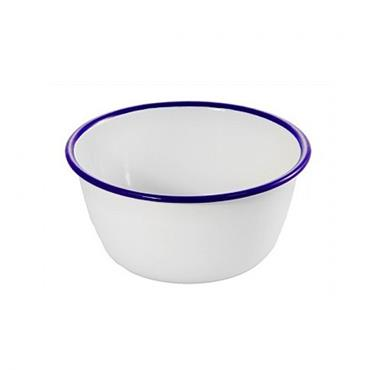Falcon 12cm Enamel Pudding Bowl | EN0512