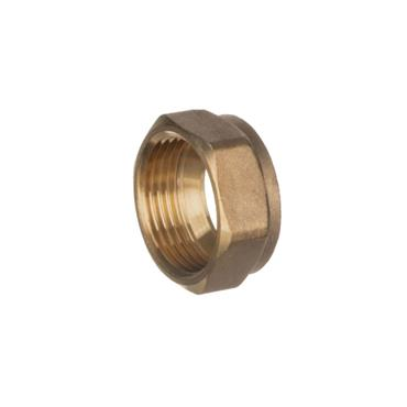 """Easi Plumb 1/2"""" Nuts Pack of 5 
