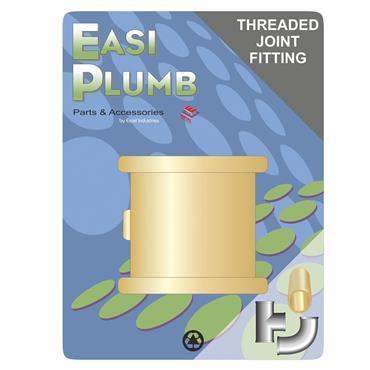 "Easi Plumb 1"" Round Socket | EP1RS"