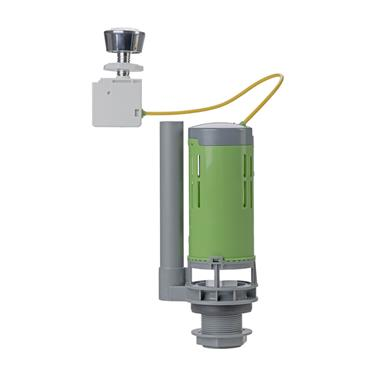 Easi Plumb Cable Operated with Push Button Operation Dual Cistern Flushing Valve | EPEFLVCO