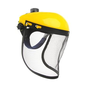 Safeline Mesh Visor Face Shield | SE3744PP