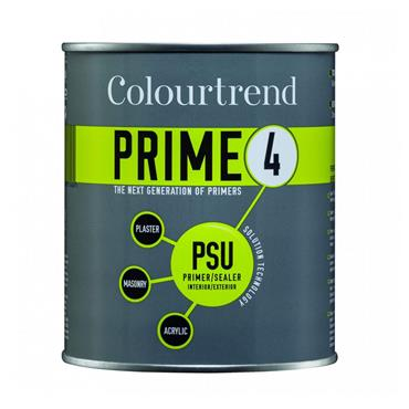 Colourtrend 2.5 Litre Prime 4 PSU Primer Sealer - White | M01299